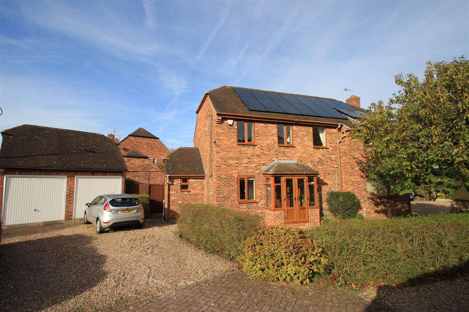 4 Bedrooms Detached House for sale in Deanery Crescent, Thurcaston